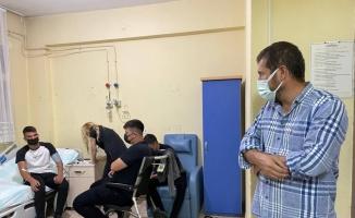 Balıkesir'de düğün sonrası ikram edilen yemekten zehirlenen 33 kişi hastaneye kaldırıldı