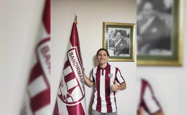 Bandırmaspor, Mehmet Özcan'ı transfer etti