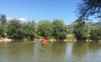 Bilecik'te Sakarya Nehri'ne düşen genç için arama kurtarma çalışması başlatıldı