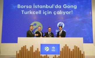 Borsa İstanbul'da gong