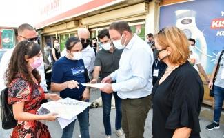 İzmir Çiğli'de Yapı Stoku Envanteri için çalışmalar sürüyor