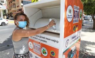İzmir Gaziemir'de 'geri dönüşüm' seferberliği