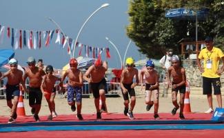 Kocaeli'de Biathle-Triathle yarışları sona erdi