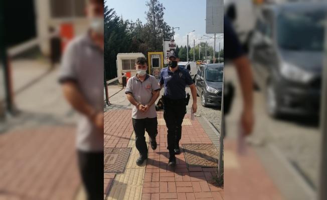 Kocaeli'de otluk alanda yangın çıkardığı iddia edilen şüpheli tutuklandı