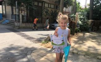 Kocaeli'nde okul öncesi çocuklara başarı belgesi