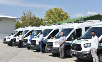 Malatya Büyükşehir'den Kastamonu'ya destek