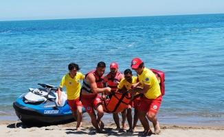 Sakarya ve Kocaeli'de iki haftada 330 kişi boğulmaktan kurtarıldı
