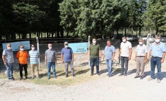 Soma ve Kırkağaç'ta mezarlık güvende