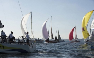 TAYK-Eker Olympos Regatta'da yelkenler şişiyor