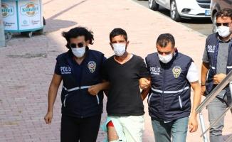 Tekirdağ'da üç evden hırsızlık yaptığı iddia edilen şüpheli tutuklandı