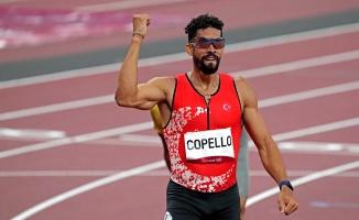 Yasmani Copello finale yükseldi
