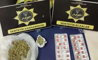 Adıyaman'da narkotik operasyonu: 6 gözaltı