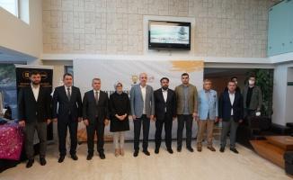 AK Parti Genel Başkanvekili Numan Kurtulmuş Balıkesir'de konuştu: