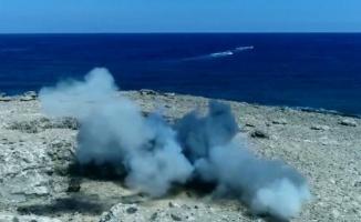 'Akdeniz Fırtınası' ve 'Kurtaran' tatbikatları tamamlandı