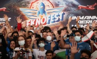Bakan Varank, İnsansız Hava Araçları Yarışmaları'nı izledi: