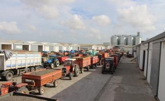 Bandırma Ticaret Borsasında bir günde, 124 ton buğday, 496 ton ayçiçeği işlem gördü