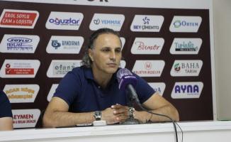 Bandırmaspor-Altınordu maçının ardından