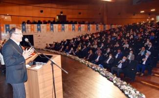 Bursa'da AK Parti Osmangazi'de danıştı