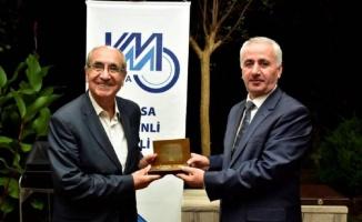 Bursa'da Yeminli Mali Müşavirlerden anlamlı buluşma