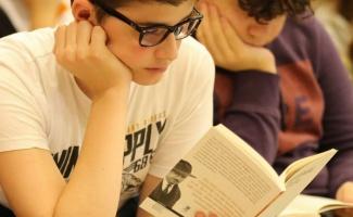 Bursa Nilüfer 'boyu kadar kitap' okuyacak