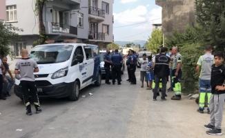 Bursa'da çaldığı belediyeye ait araçla kaçan kişi yakalandı