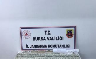 Bursa'da sahte dolarla alışveriş yapan 4 şüpheli tutuklandı