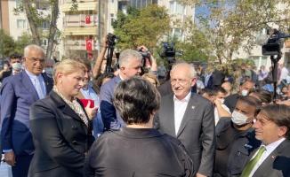 CHP Genel Başkanı Kılıçdaroğlu, Lüleburgaz'da Balkan Göç Anıtı'nın açılışında konuştu: