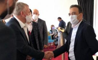 Cumhurbaşkanı adayı Aydın, İç Anadolu'da
