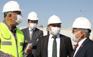 ERÜ'de yurt inşaatı hızlandı