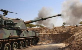 Fırat Kalkanı'nda 6 terörist öldürüldü