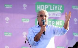 HDP Eş Genel Başkanı Sancar, Bursa'da partililerle buluştu: