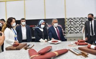 Kayseri Büyükşehir'den 'anavatanından' pastırma kursu