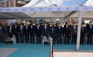 Kayseri Hacılar'da anlamlı okul açılışı