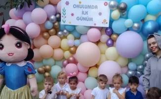 """Osmangazi'de """"Okulumda ilk günüm"""" heyecanı"""