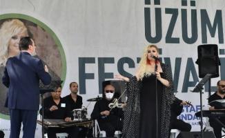 Osmangazi'de Üzüm Festivali konseri