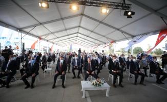 TBMM Başkanı Şentop, Kırklareli OSB'deki altyapı ve üstyapı tesislerinin açılışında konuştu: