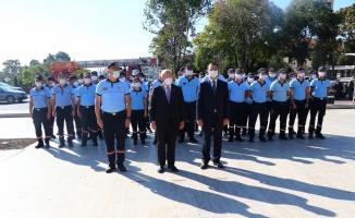 Tekirdağ'da İtfaiye Haftası kutlandı