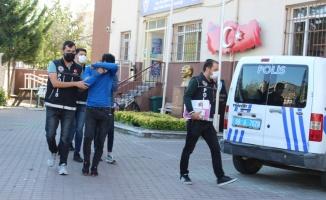 Tekirdağ'da uyuşturucu operasyonunda gözaltına alınan 3 kişinden 1'i tutuklandı