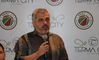 Terma City, ING Basketbol Süper Ligi'nin yeni ekibi Semt77 Yalovaspor'a sponsor oldu