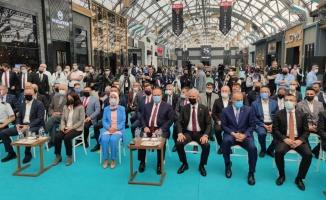 45. Uluslararası İnegöl Mobilya Fuarı'nın ziyaretçi sayısındaki artış firmaları sevindirdi