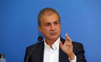 """AK Parti Sözcüsü Çelik: """"Devletimizin diplomatlara misafirperverliği ünlüdür"""""""