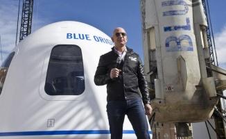 Amazon'un kurucusu Bezos, kendi uzay üssünü kuruyor
