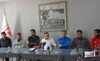 Balıkesirspor Kulübü Başkanı Yılmaz: