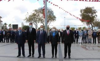 Bandırma'da Muhtarlar Günü kutlandı