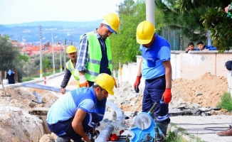 Bodrum'da DSİ hatları değişiyor