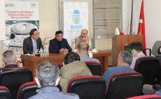 Bursa'da soğuk zincire 750 bin lira destek