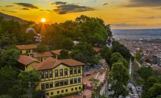 Bursa Osmangazi'nin Sümbüllü Konağı yeniden faaliyette