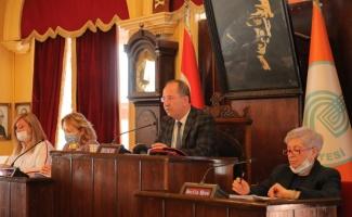 Edirne Belediyesi Meclis toplantısı gerçekleştirildi