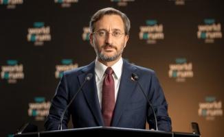"""Fahrettin Altun: """"Küresel sorunlar, küresel çözümler gerektirir"""""""