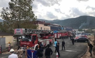 GÜNCELLEME - Bursa'da kimya fabrikasında meydana gelen patlamada 1 işçi öldü, 6 işçi yaralandı